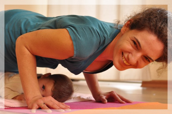 baby yoga in haifa